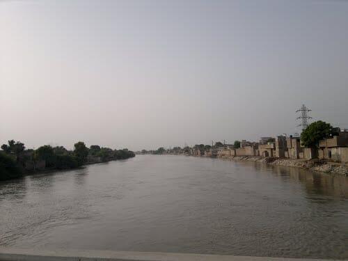 Kheer Thar Canal